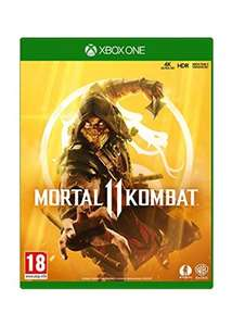 Mortal Kombat 11 - Base Game [Xbox One / free Series X upgrade with Smart Delivery] £16.85 Delivered @ Base