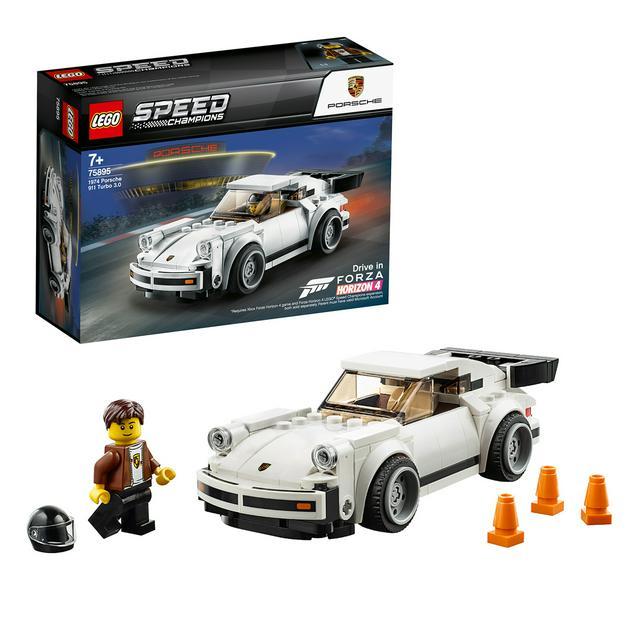 Lego Speed champs Porsche 11 Turbo 3.0 75895 - £8.66 @ Sainsbury's
