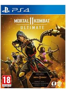 Mortal Kombat 11: Ultimate [PS4 with free PS5 upgrade / Xbox One / Series X / Nintendo Switch] Pre-Order - £37.99 Delivered @ 365Games