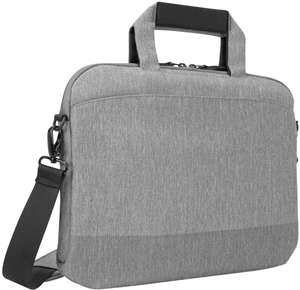 "Targus CityLite - Grey Laptop Case 14"" for £8.97 / 15.6"" for £9.97 @ Currys PC World (free click and collect)"