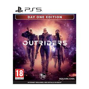 Outriders: Day One Edition (PS5) Pre-order £44.95 delivered at The Game Collection