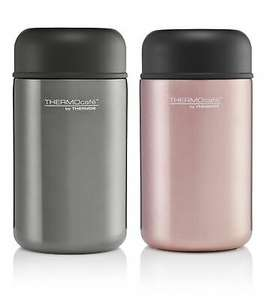 Thermos food and drinks flask 400ml with spoon - 4 Colours £5 @ Tesco's Gateshead