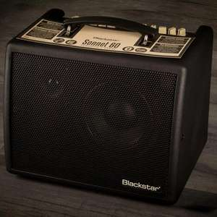 Blackstar Sonnet 60W Acoustic Amp - £265.05 Delivered Using Code @ Music Street