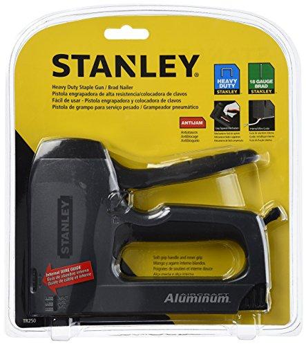 Stanley STA0TR250 Heavy Duty TR250 Staple Gun/Brad Nailer £18.92 @ Amazon (+£4.49 non-prime)