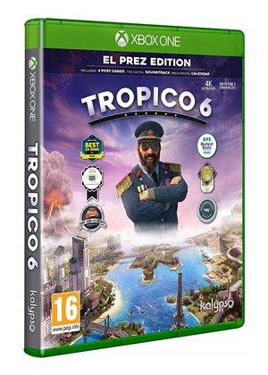Tropico 6 - El Prez Edition (Xbox One) £15.85 delivered at Base