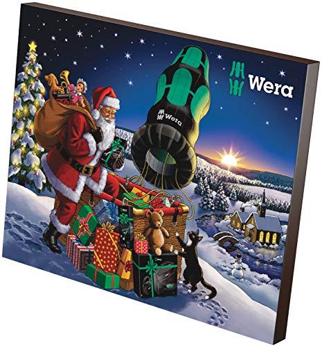 Wera Advent Calendar (Mini Tools) 2020 £42.46 @ Amazon