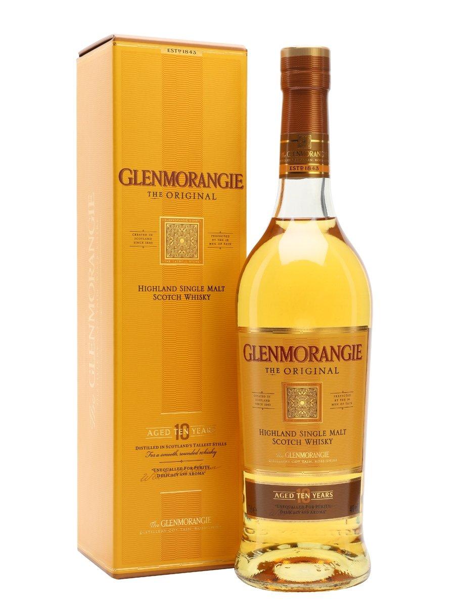 Glenmorangie The Original Single Malt Scotch Whisky, 70cl - £26 @ Asda