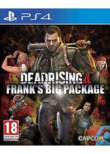 Dead Rising 4: Frank's Big Package (PS4) £9.85 delivered at Base