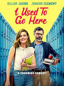I Used to Go Here (Brand New 2020 Comedy Film) - £1.99 to rent @ Amazon Prime Video