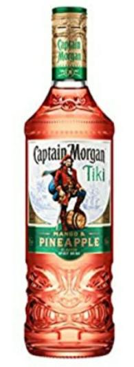 Captain Morgan Tiki Pineapple and Mango 70cl - £10.50 @ Sainsbury's (In store Harpenden)