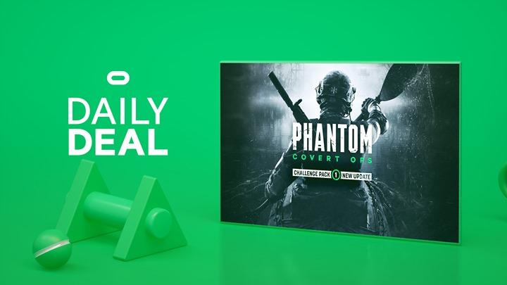 Phantom: Covert Ops - £19.99 @ Oculus Quest store