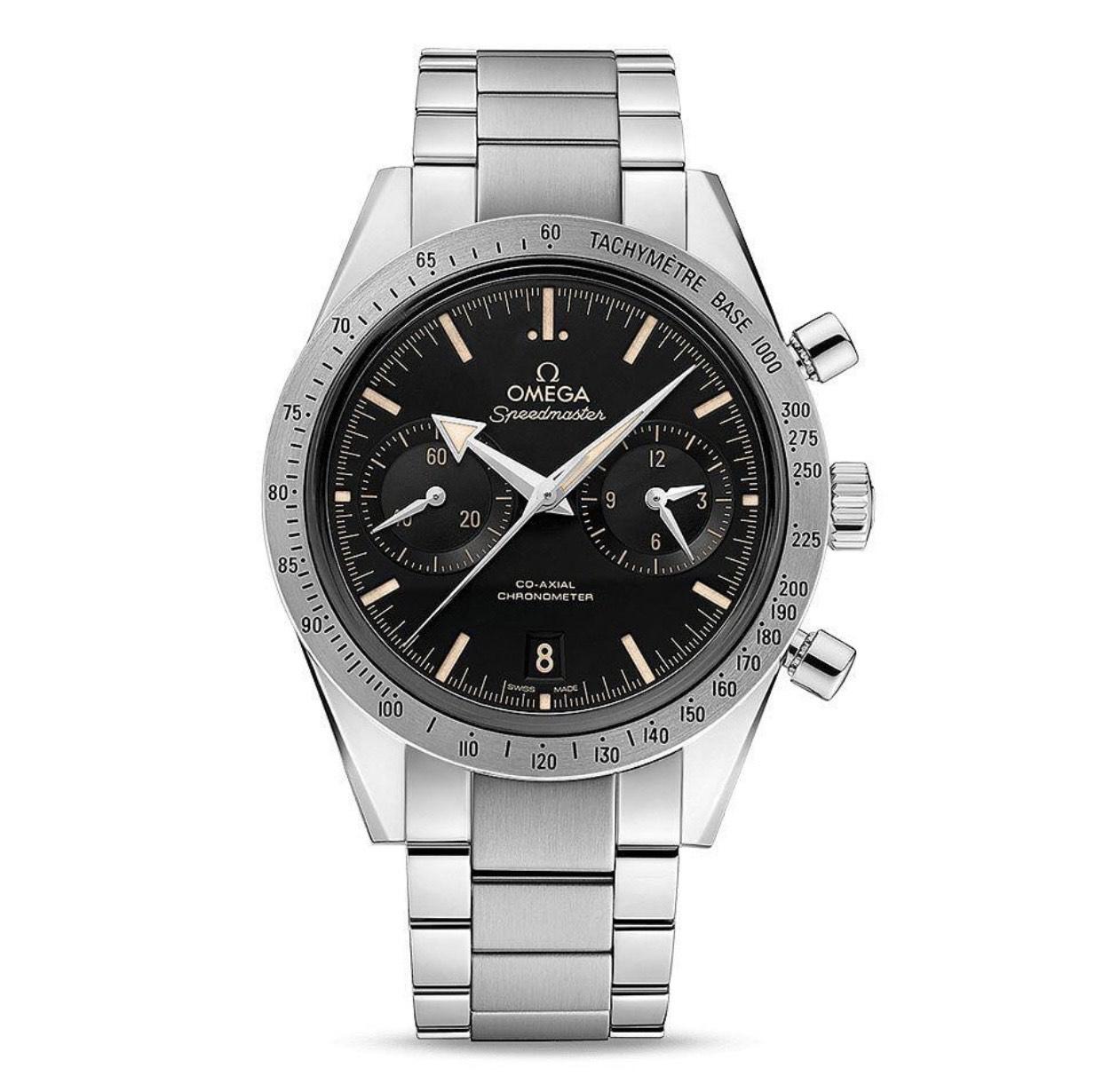 Omega Speedmaster '57 Men's Stainless Steel Bracelet Watch - £4,813 delivered @ Watches World