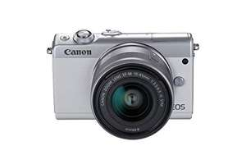 Canon EOS M100 Digital Camera Kit Used: Acceptable - £218.73 @ Amazon Warehouse