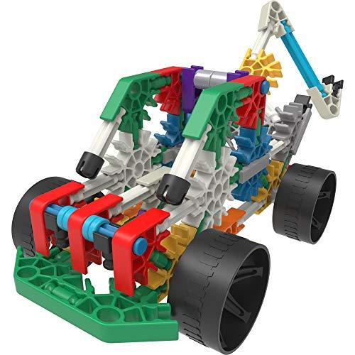 K'NEX 10 Model Building Set, Educational Toys for Boys and Girls, 130 Piece Stem Learning Kit £6.21 (+£4.49 non-prime) @ Amazon