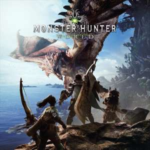 Monster Hunter World (PS4) £7.37 Delivered (Using Code / Used) @ Music Magpie