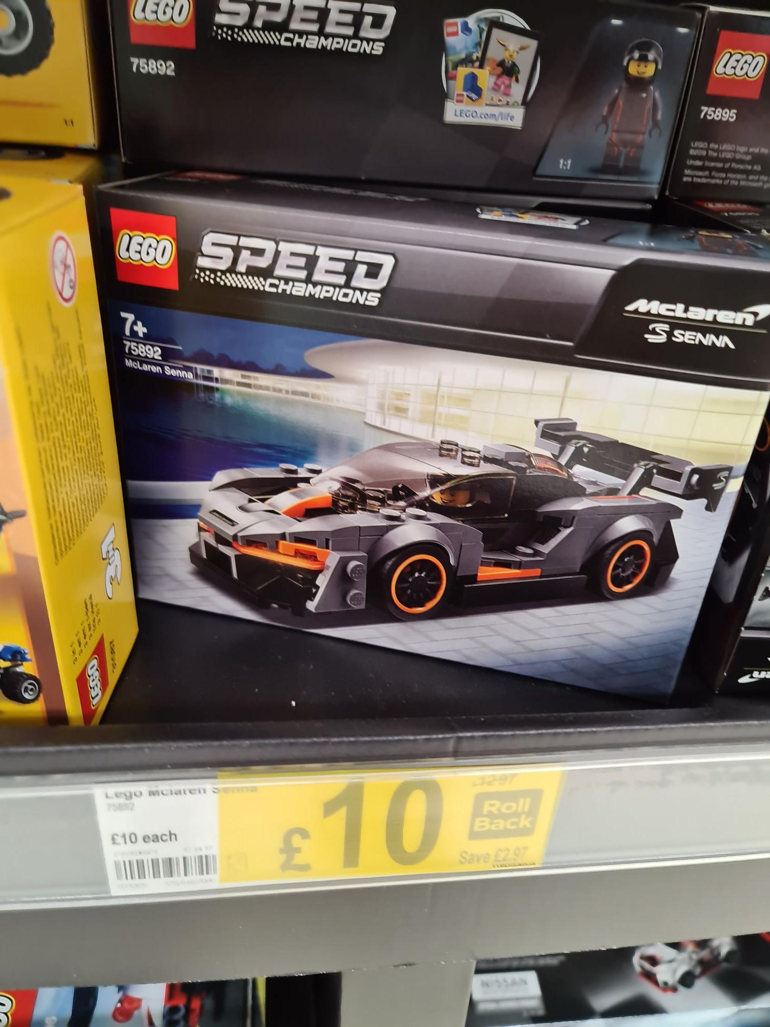 Lego Speed champions McClaren - £10 Instore @ Asda (Merseyside)