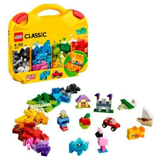 Lego Creative Suitcase 10713 £11.50 @ Tesco