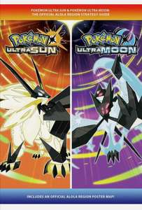 Pokemon Ultra Sun and Ultra Moon Strategy Guide - £2.99 delivered @ Argos / eBay