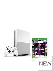 Xbox One S with FIFA 21 - 1TB Console £254.99 - New account customer can save £35 - Free C&C @ Very