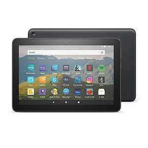 "All-New Fire HD 8 Tablet, 8"" HD display, 32 GB, Black via Alexa £44.99 (Prime Members) @ Amazon"