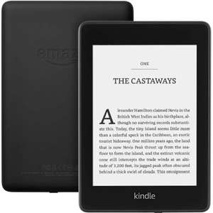 """Kindle Paperwhite 6"""" display - 8 GB Black with special offers £79.99 via Alexa / non alexa - Prime members only @ Amazon"""
