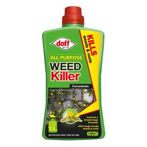 Doff All Purpose Weed Killer Concentrate 1L for £1.75 in-store @ Wilko, Ealing