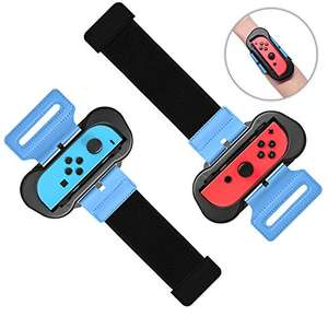 Strap,Elastic Wristband with Gamepad for Joycon (Just Dance) £12.24 with voucher + £4.49 NP Sold by FastSnail EU and Fulfilled by Amazon