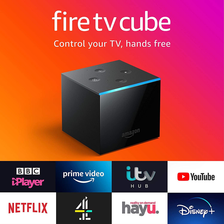 Amazon Fire TV Cube £69.99 / Fire HD 10 £89.99 / Fire HD 8 £44.99 @ Amazon Prime