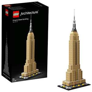 Lego Architecture 21046 Empire State Building £65.72 delivered @ Amazon Germany