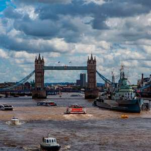 Thames Sightseeing Cruise for a Family of Five – Return Ticket £26 (£5.20 per person) using code @ Red Letter Days