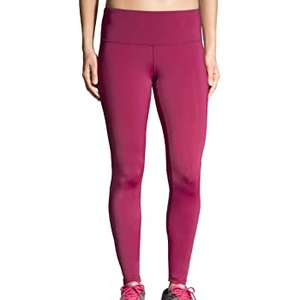 Brooks Go-To Womens Running Tights - Purple £12.95 delivered @ Start Fitness