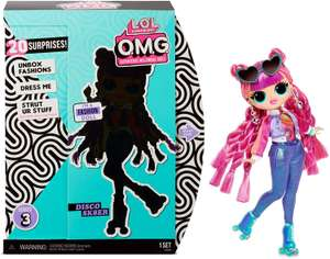 L.O.L. Surprise! Collectable Fashion Dolls for Girls. £24.99 with Amazon