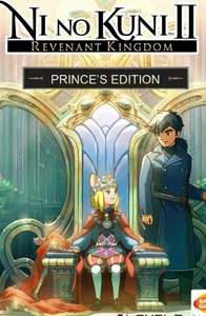 [Steam] Ni no Kuni II: Revenant Kingdom The Prince's Edition (PC) Inc Base Game & Season Pass - £10.18 @ Gamersgate