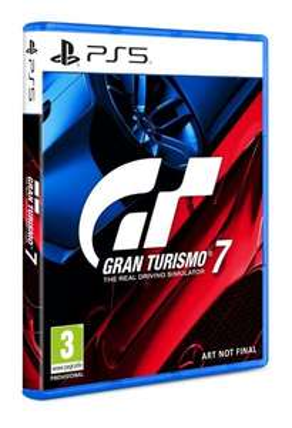 Gran Turismo 7 PS5 preorder £63.85 at Base.com