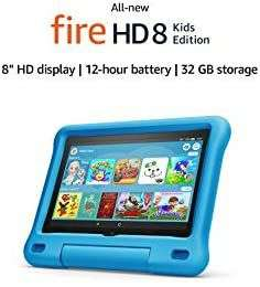 Amazon Fire HD 8 Kids Edition for £84.99 / Fire HD 10 Kids Edition for £134.99 @ Amazon (Prime Member Exclusive)