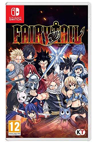 Fairy Tail [Nintendo Switch / PS4] £30.99 @ Amazon (Prime Exclusive)
