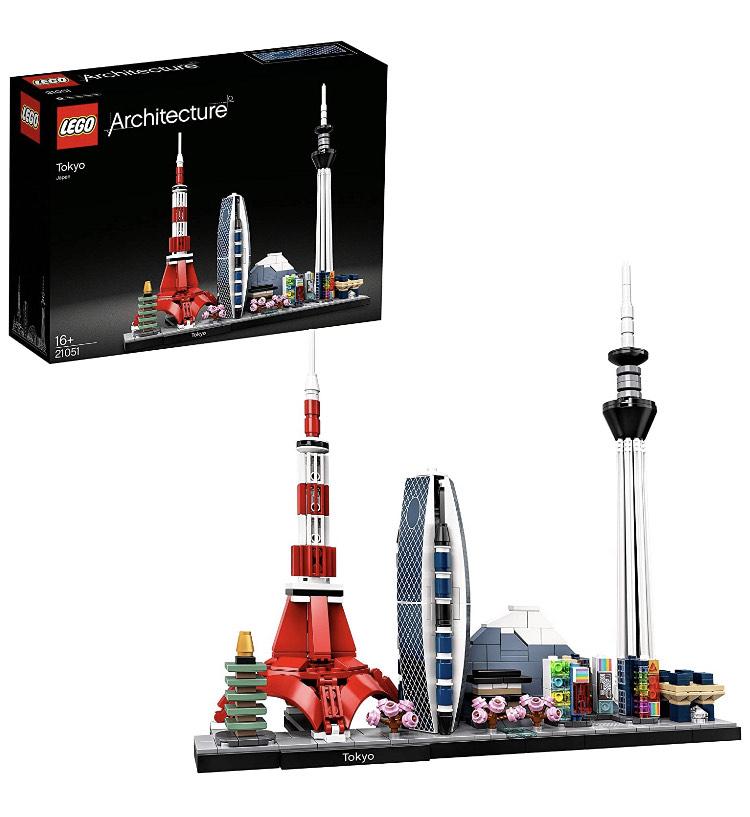 LEGO Architecture 21051 Tokyo Skyline £32.99 @ Amazon (Prime Exclusive)