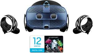 HTC VIVE Cosmos VR Headset with in built tracking and flip up design £599 @ Amazon Prime