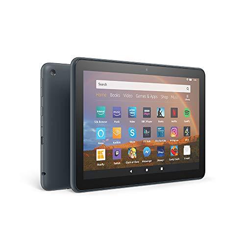"Fire HD 8 Plus tablet, 8"" HD display, 32 GB, 3GB RAM £64.99 @ Amazon Prime exclusive"