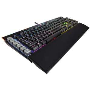 Corsair k95 Platinum Mechanical Keyboard with MX Brown switches - prime day deal