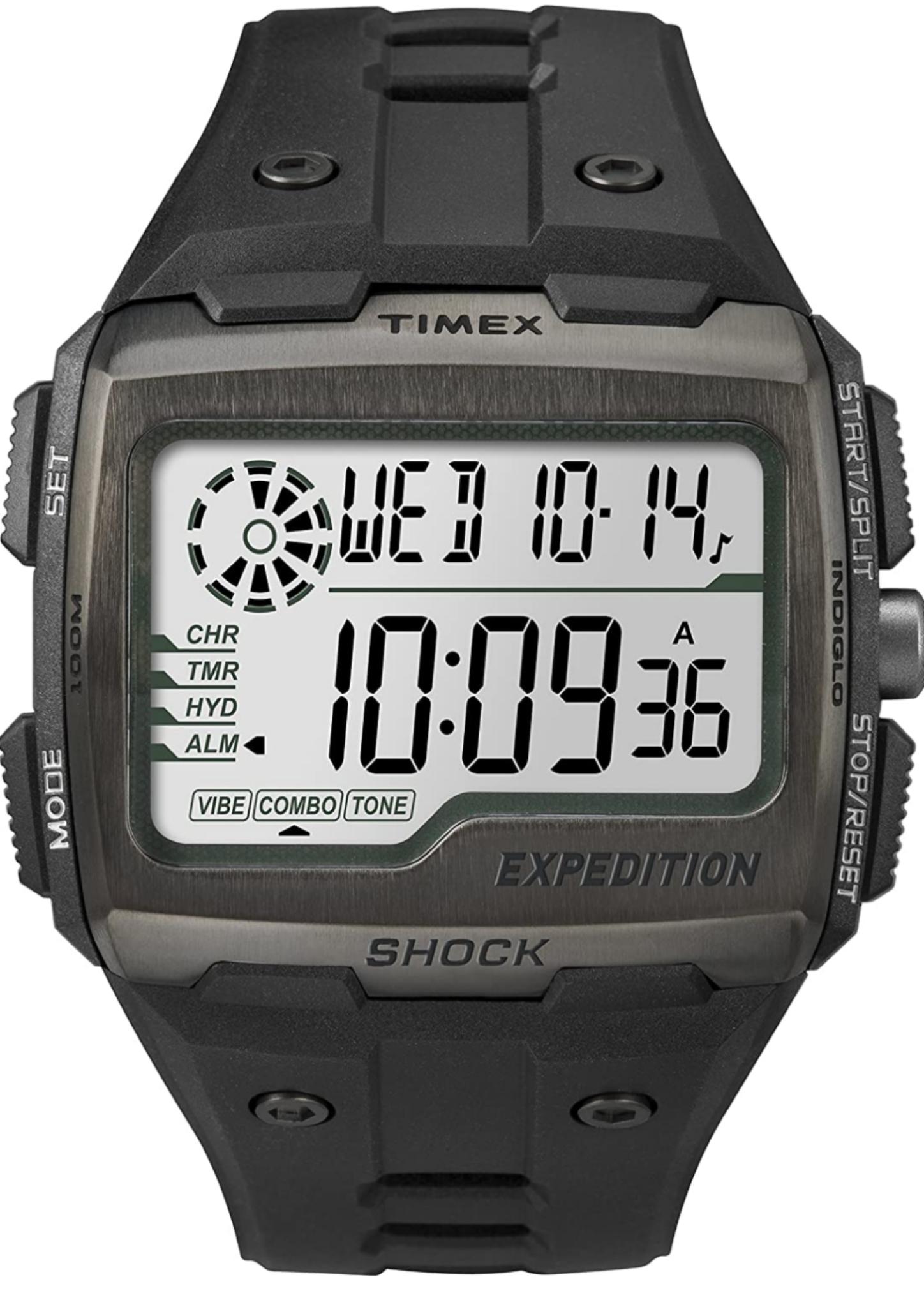 Timex TW4B02500 Men Grid Shock - £33 @ Amazon Prime exclusive