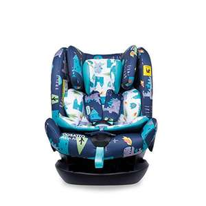 Cosatto All in All + Baby to Child Car Seat - Group 0+123, 0-36 kg, 0-12 years £129.99 @ Amazon (Prime Exclusive)