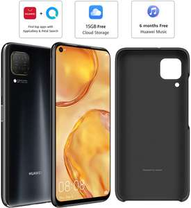 Huawei P40 Lite 128GB Black with PU Case - £144.99 @ Amazon Prime Members Exclusive