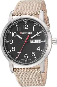 Wenger Heritage Day/Date Watch (01.1541.111) £61.92 delivered sold by Amazon US
