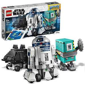 LEGO Star Wars 75253 BOOST Droid Commander 3 Robot Toys in 1 Set £109.99 (£100 using Amazon topup) @ Amazon Prime day deal