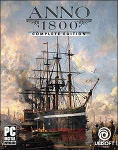 ANNO 1800 Complete Edition PC - UPLAY - Free with discount at checkout @ Amazon Prime Exclusive