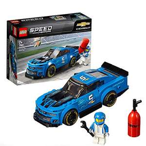 LEGO Speed Champions 75891 Chevrolet Camaro ZL1 Race Car Collectible for £8.66 (Prime) / £13.15 (non prime) @ Amazon
