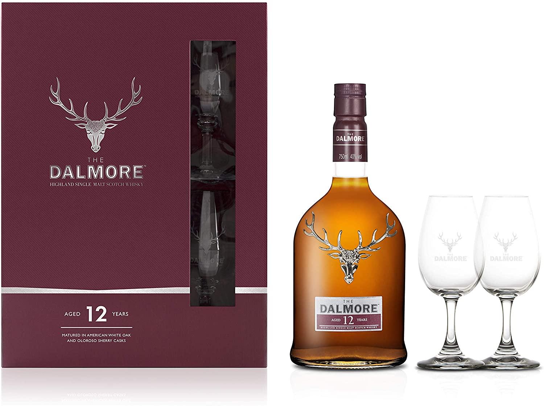Dalmore 12yr Old Malt Whisky 70cl - £38 @ Amazon Prime