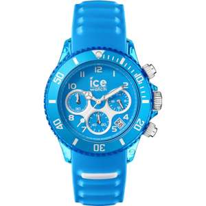 Ice-Watch Ice Aqua Watch £39.99 using code + Free Next Day Delivery @ Watches2U