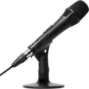 Marantz Pro M4U – USB (and XLR) Condenser Microphone with Audio Interface, Mic Cable and Desk Stand £24.49 - Prime Day @ Amazon